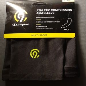 ARM SLEEVE COMPRESSION L/XL BLACK NIP